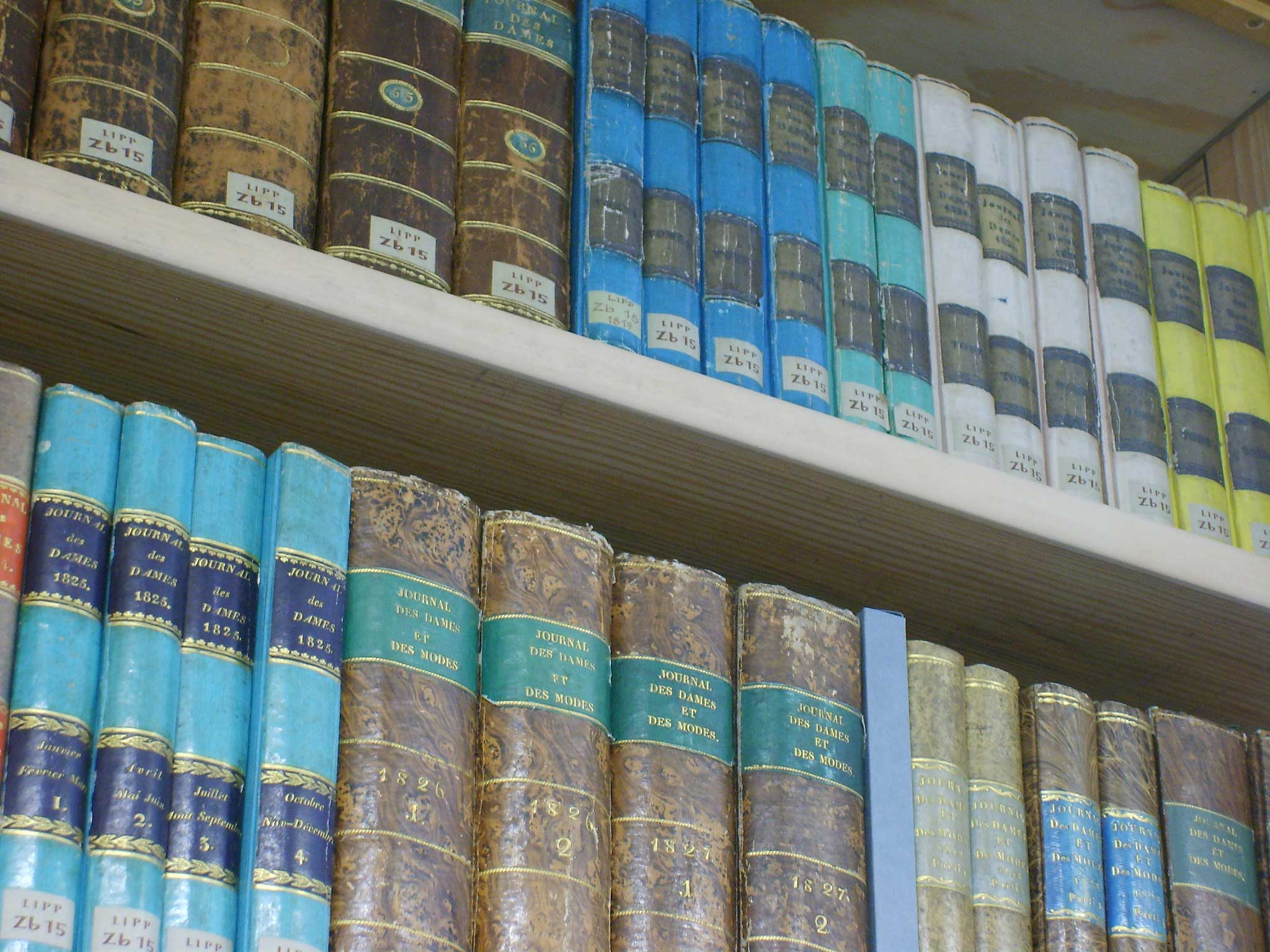 Lipperheidesche Kostümbibliothek  Kunstbibliothek  Staatliche Museen zu Berlin
