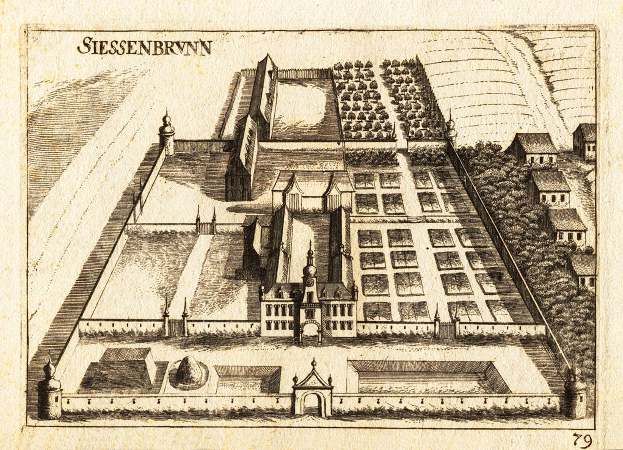 Viel hat sich im Laufe der Jahrhunderte in Süßenbrunn nicht verändert.