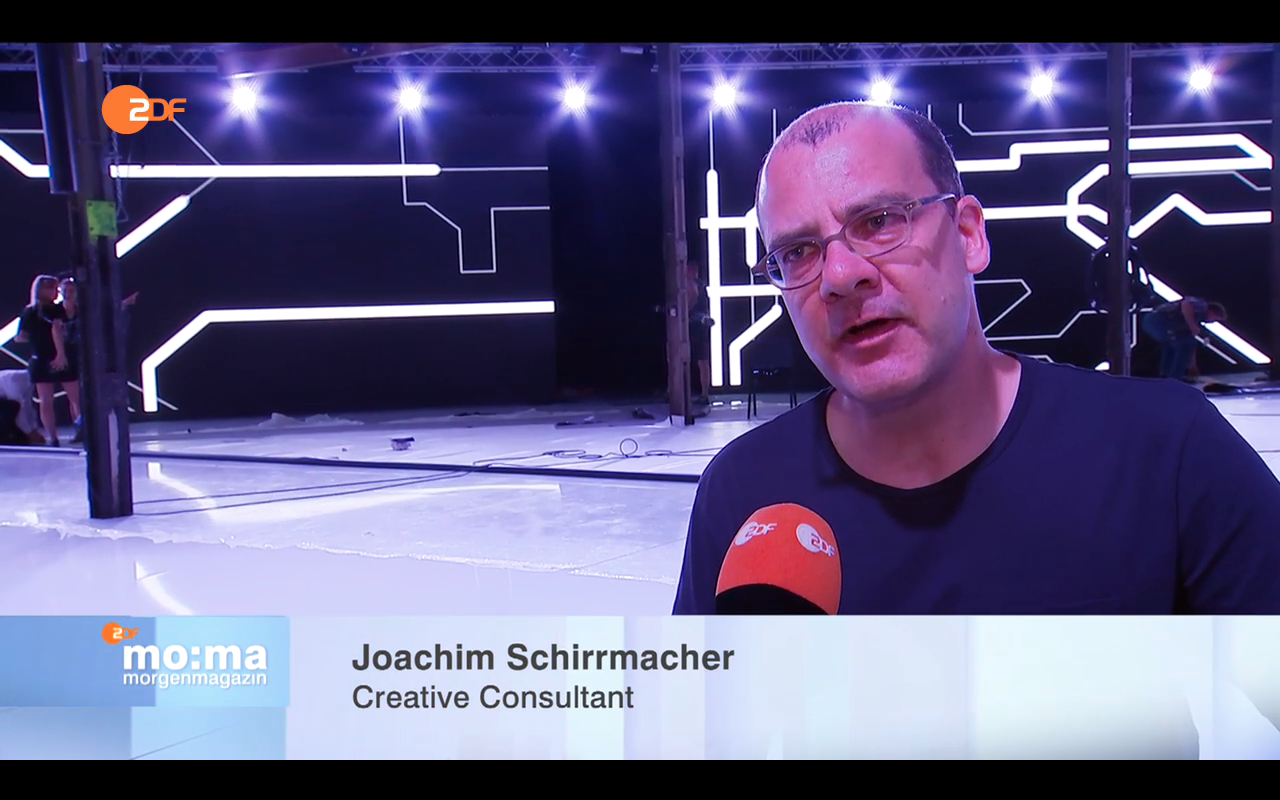 ZDF Morgenmagazin: Einschätzung zum Neustart der Modeplattform Bread & Butter