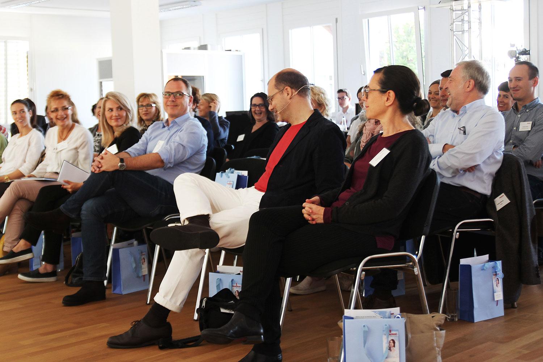 Keynote von Joachim Schirrmacher auf dem Koppermann Workshop für IT- und Produktionsmanager.
