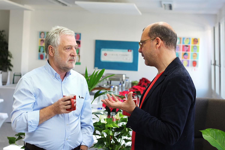 Joachim Schirrmacher auf dem Koppermann Workshop für IT- und Produktionsmanager.