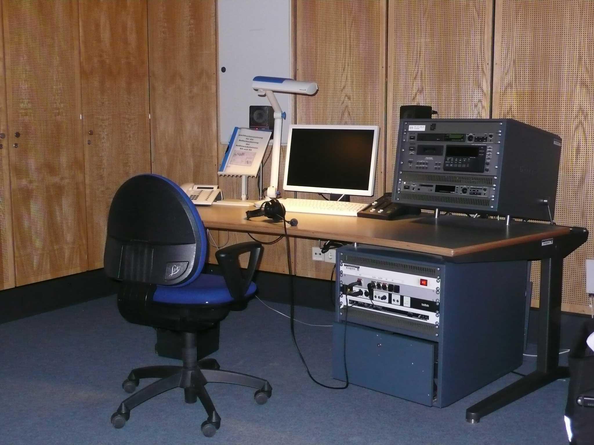 Studio 3 des NDR