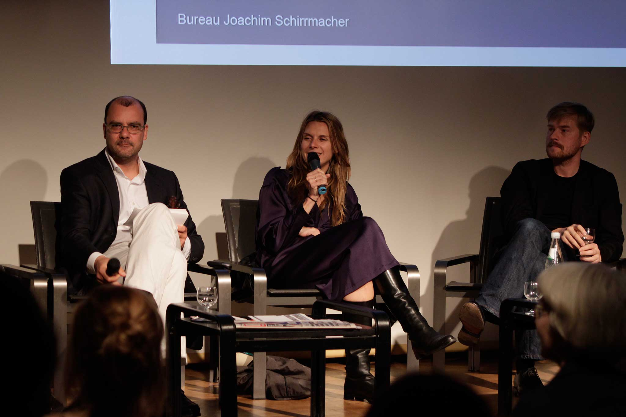 Joachim Schirrmacher, Julia Freitag, Greogr Hohenberg