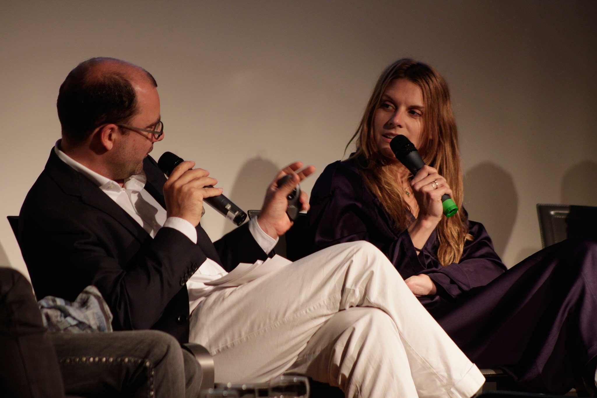 Joachim Schirrmacher, Julia Freitag
